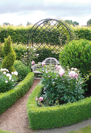 Villandry rose arbour from Classic Garden Elements