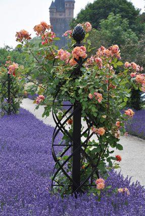 Charleston Garden Trellis