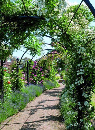 Garden Archway St Albans