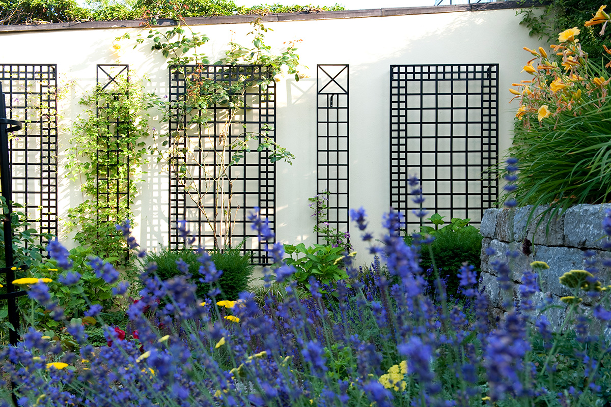 Espalier Trellis Classic Garden Elements Uk