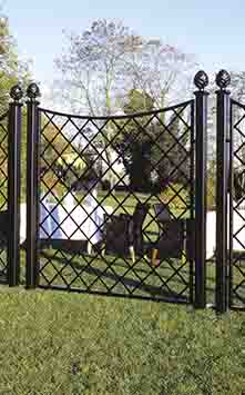 Modular Trelliswork & Fences- Classic Garden Elements