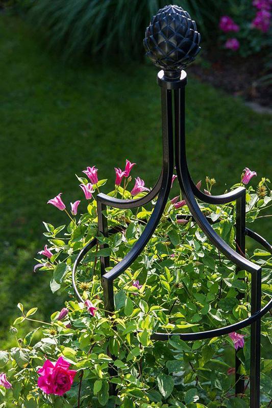 obelisk for climbing plants