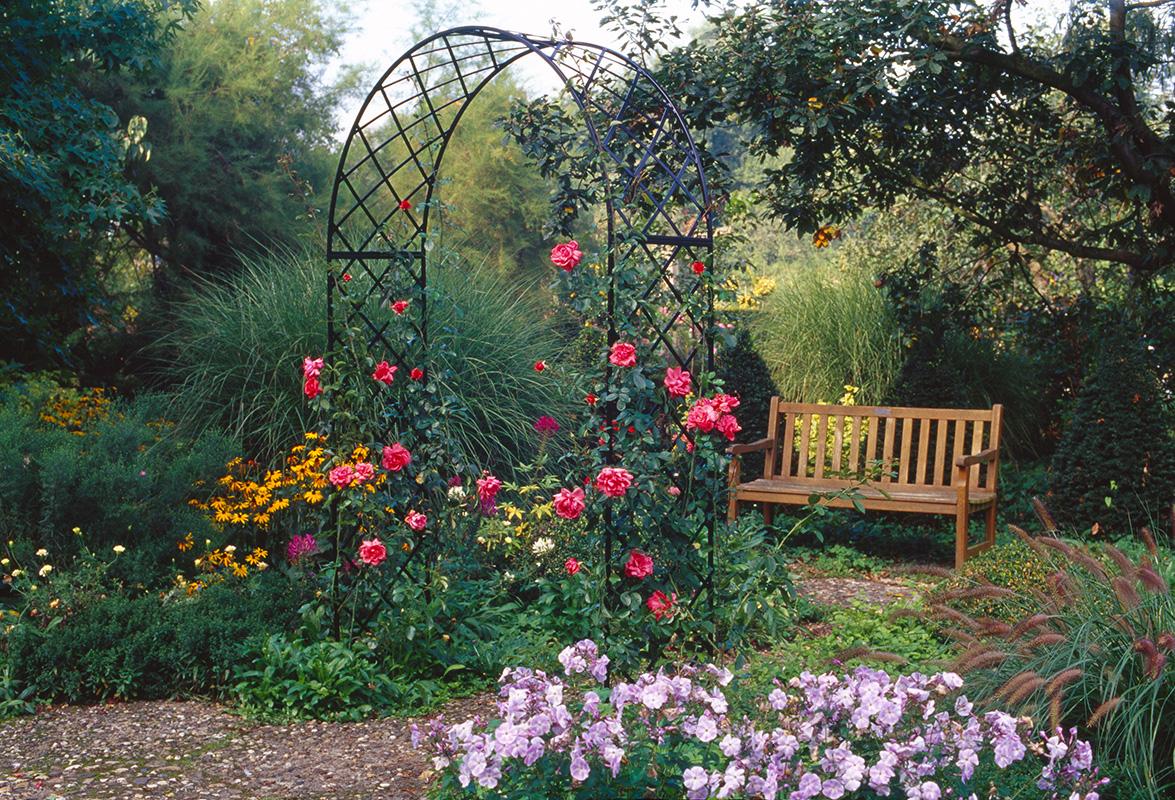 Classic Garden Elements