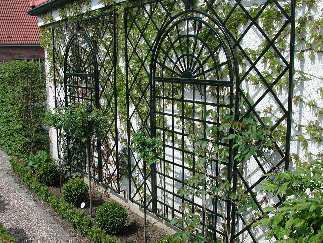 Treillage Wall Trellis Classic Garden Elements Usa