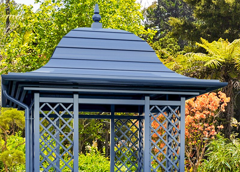 Iron Gazebos - Wedding Gazebos - Garden Pavilions