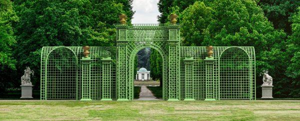 Replica Versailles-Treillage-LOUIS-IV---front-view