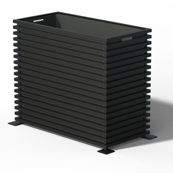 E25-Ibiza-Room-Divider-Planter-RAL-9005-black