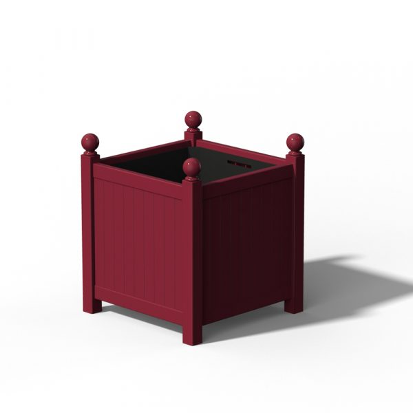 R23-Large-Versaille-Planter-in-RAL-3005-Wine-Red