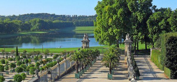 Versailles planter Caisse de Versailles