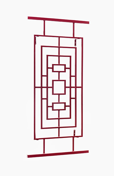 Large Hong Kong Wall Trellis