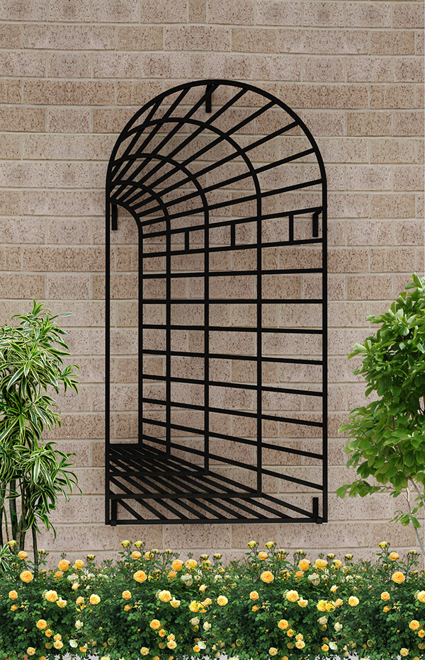 Perspective Trellis Panels Right