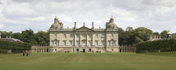 Houghton Hall in Norfolk