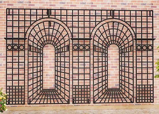 Wall-Mounted-Metal-Trellises-Metal-Garden-Trellis-Modern-Wall-Trellis-1