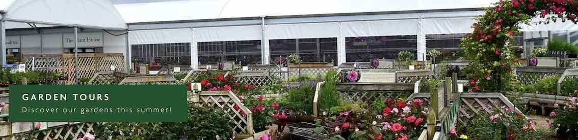 Garden Centre Peter Beales